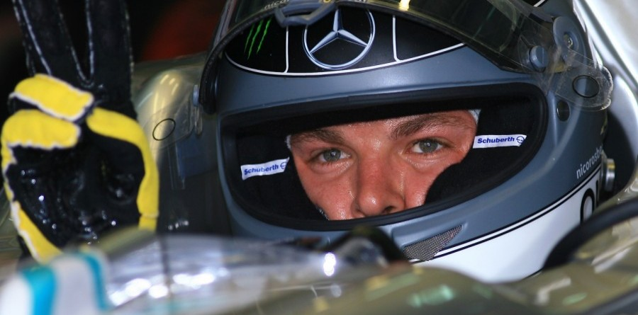Mercedes Monaco GP Thursday Practice Report