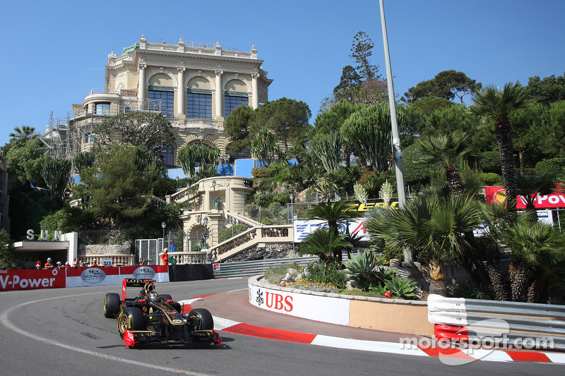 Drivers don't enjoy 'rest Friday' in Monaco
