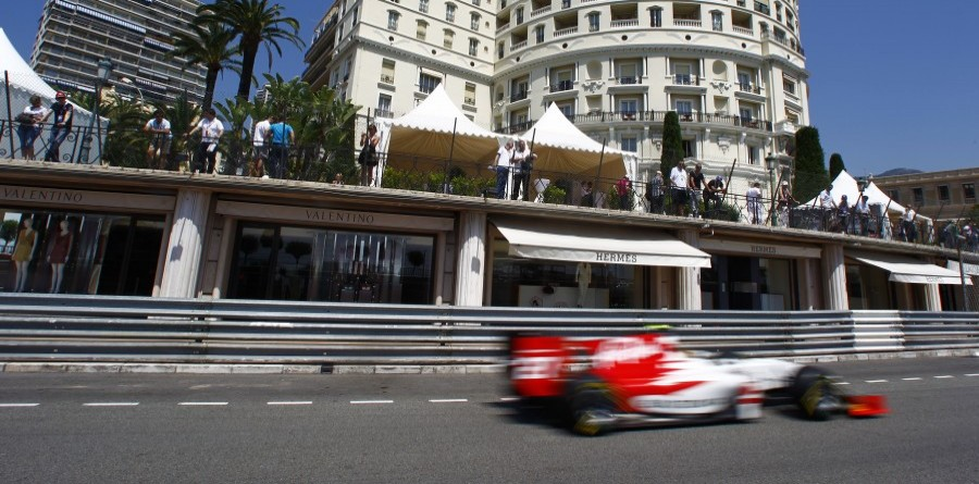 Valsecchi Earns Monaco Feature Race Victory