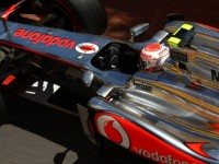 McLaren Monaco GP Qualifying Report