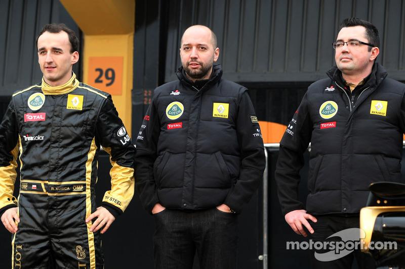 Manager denies Kubica won't return in 2011