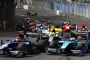GP2 Ocean Racing Technology Monaco Event Summary