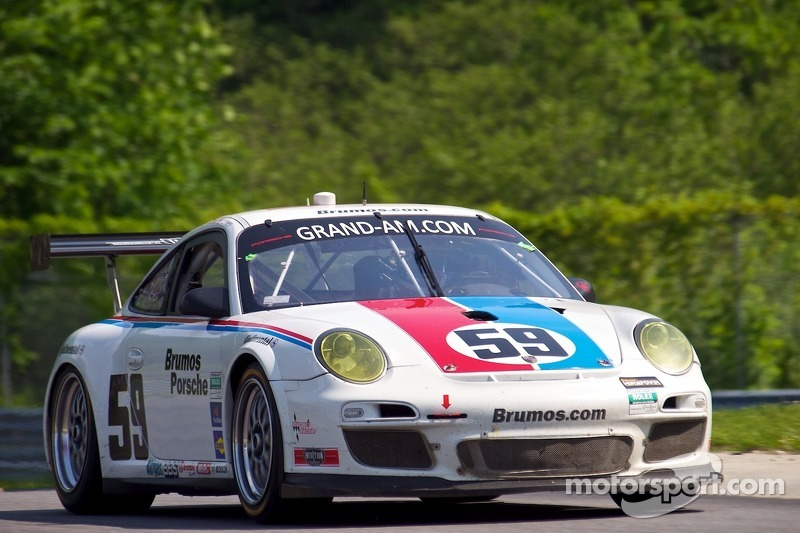 Brumos Racing Lime Rock Park Race Report