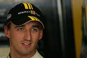 Kubica 'will recover' insists manager