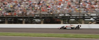IndyCar Panther Racing Indy 500 Race Report