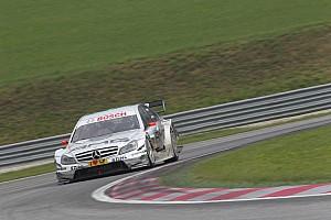 DTM Mercedes Spielberg Race Report