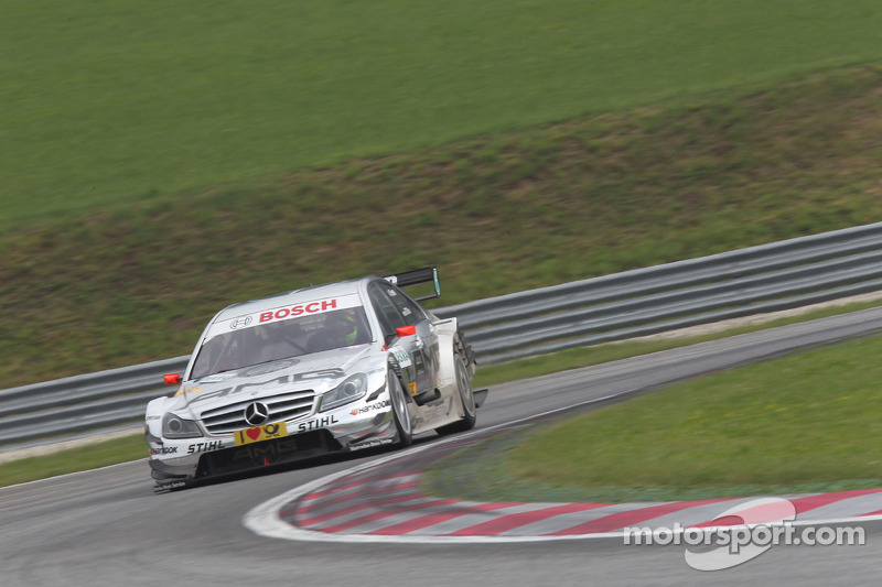 Mercedes Spielberg Race Report
