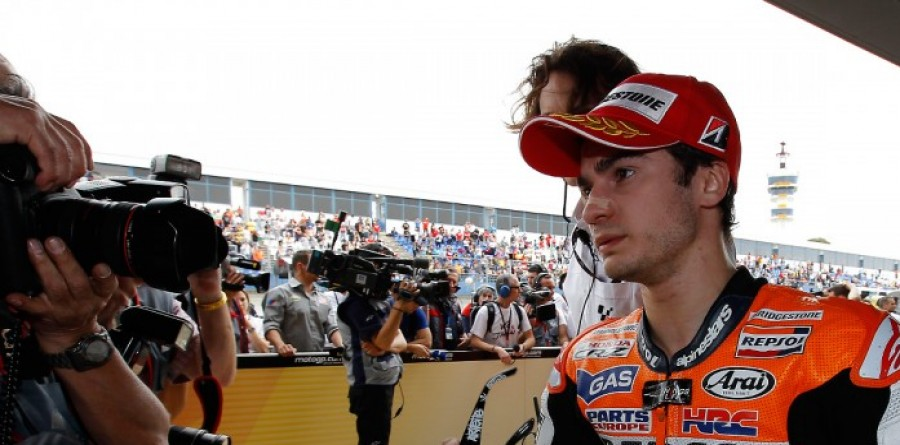 Dani Pedrosa Will Skip British GP