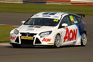 BTCC Outlon Park Qualifying Report