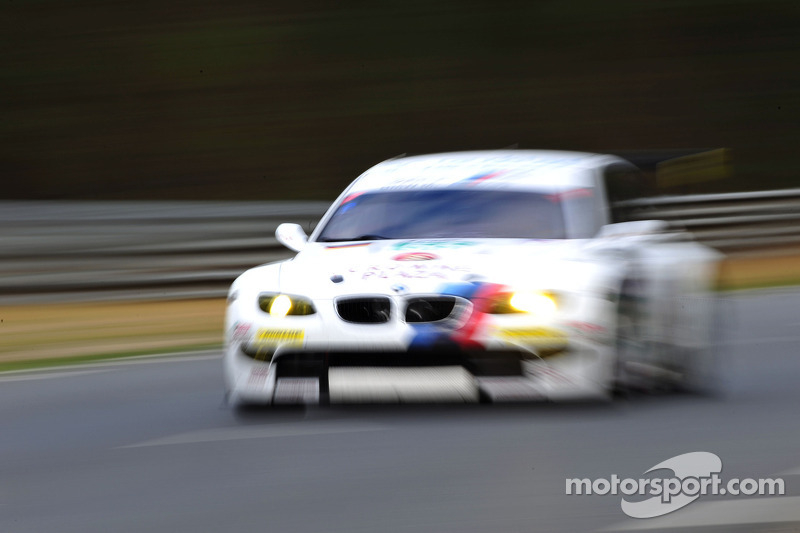 ALMS Le Mans 24 Hours Post Qualifying Report