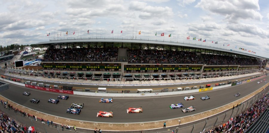 Audi Hold Early Edge At 24 Hours Of Le Mans