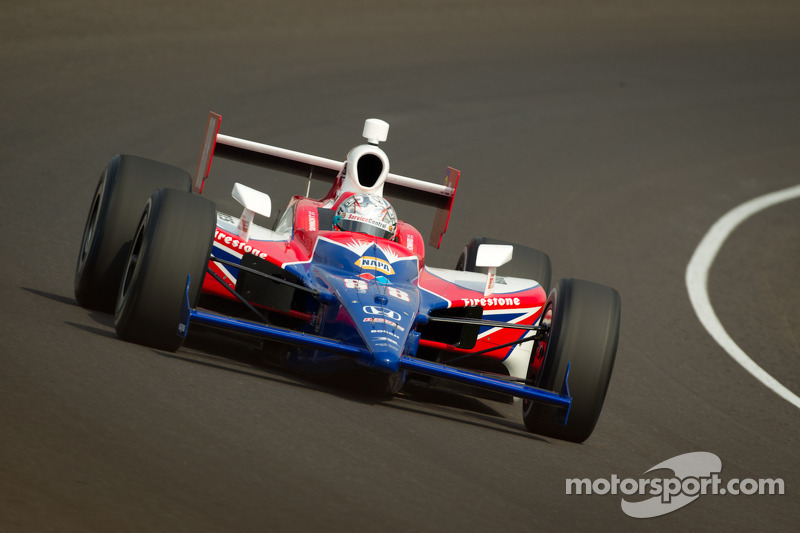 Rahal Letterman Lanigan Racing Texas Race Report