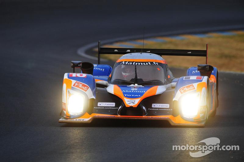 ORECA-Matmut Le Mans 24H Race Report
