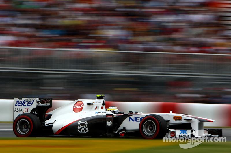 McLaren's De La Rosa 'More Useful' After Canada