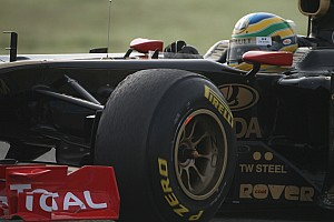 Renault Eyes Sponsors For Senna Race Debut - Report