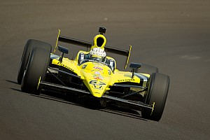 Sarah Fisher Racing Milwaukee Mile Friday Report