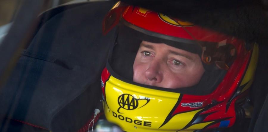Kurt Busch Takes Sprint Cup Pole For Michigan 400