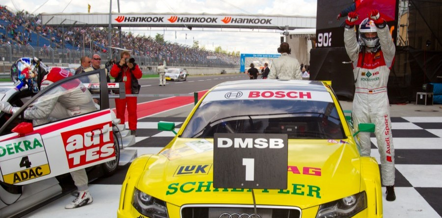 Tomczyk Takes Second Successive Win At Lausitz