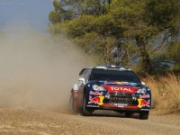 Citroen Acropolis Rally Event Summary