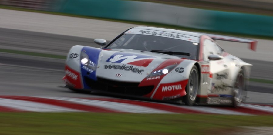 Super GT Sepang Race Summary