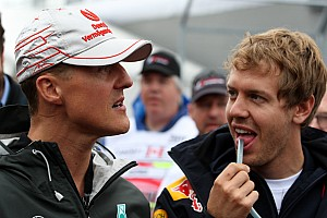 Clampdown Is 'Big Blow' For Red Bull - Schumacher