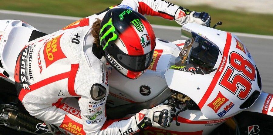 San Carlo's Simoncelli Claims MotoGP Pole At TT Assen