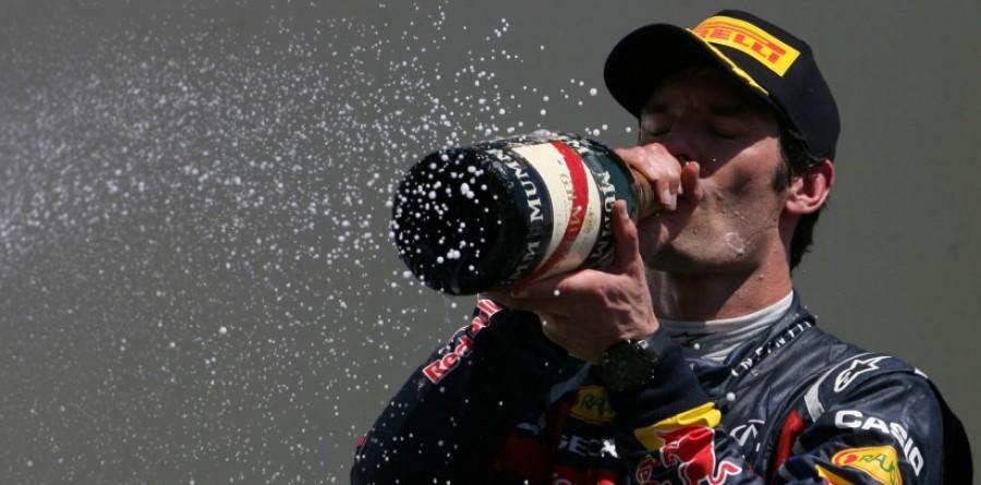 Vettel Still Reigns F1 During European GP At Valencia