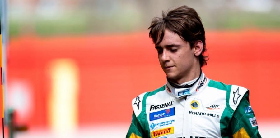 Lotus ART GP2 Valencia Event Summary
