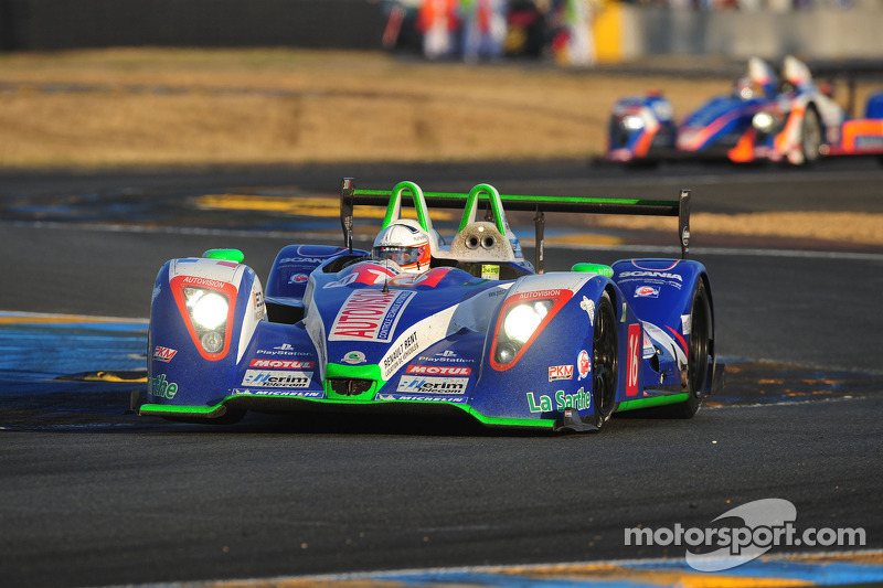 Pescarolo Has Good News Ahead Of Imola
