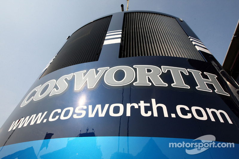Cosworth Congratulates Marussia Virgin