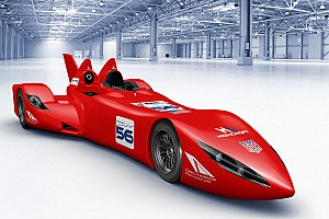 ALMS Highcroft Racing Unviels Future Car - The DeltaWing