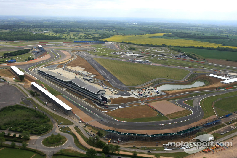 Renault Sport Fully Prepared For British GP At Silverstone