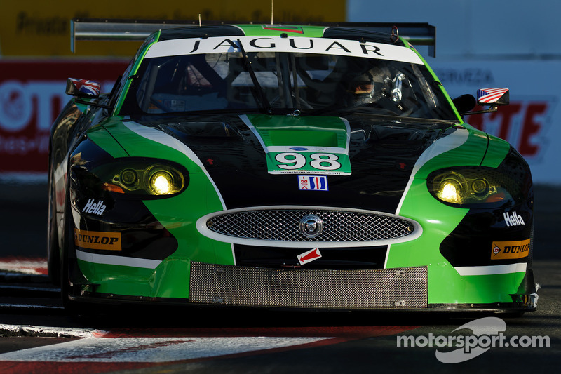 JaguarRSR Heads To Lime Rock Park