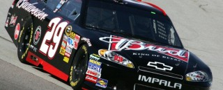 NASCAR Sprint Cup Kevin Harvick - NASCAR Kentucky 400 Media Visit