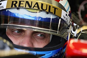 Lotus Renault British GP - Silverstone Friday Practice Report