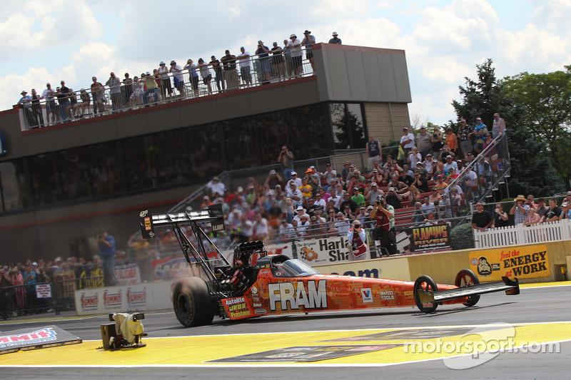 NHRA Series Saturday Qualifying Report
