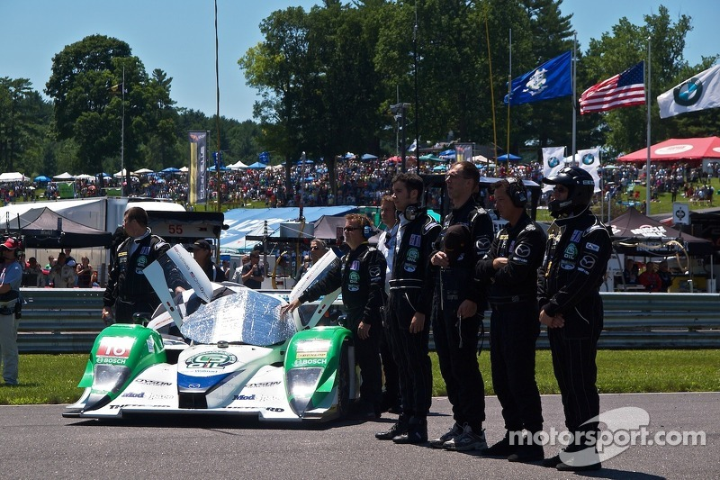 Dyson Racing Lime Rock Race Report