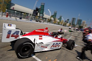 IndyCar AJ Foyt Racing Toronto Race Report