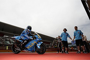 Rizla Suzuki Heads To German GP