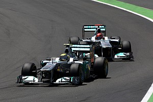 Mercedes GP 2011 Mid-Season Review