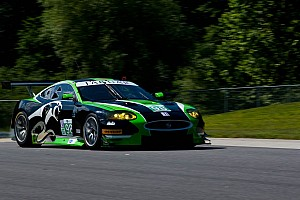 ALMS JaguarRSR Heads To Canada's Mosport