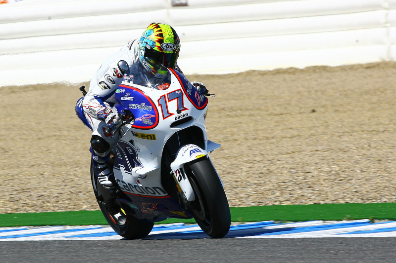 Cardion AB US GP Qualifying Report