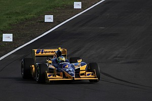 IndyCar Dreyer & Reinbold Racing Edmonton Qualifying Report