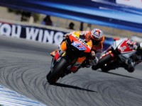 Stoner Shines In California For MotoGP US GP Win
