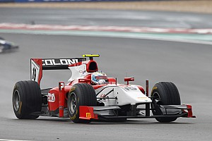 GP2 Scuderia Coloni Nurburgring Race 2 Report