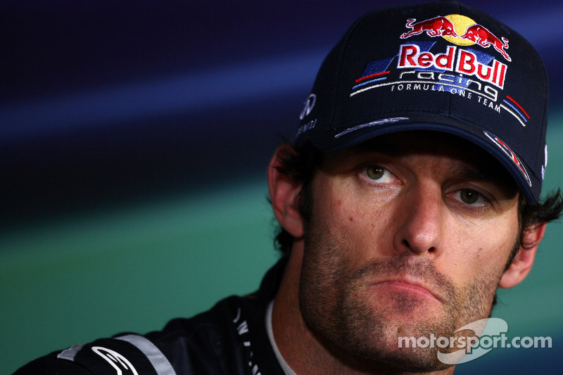 Webber Signs 2012 Red Bull Deal - Report