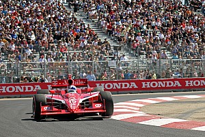 Chip Ganassi Racing Edmonton Race Report