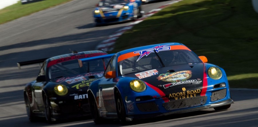 TRG 1-2 In GTC In ALMS At Mosport Report