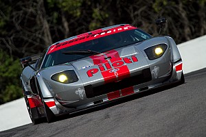 ALMS Melanie Snow Teams With Andrea Robertson At Mid-Ohio
