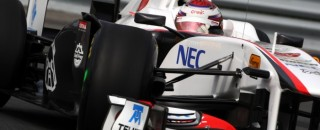 Formula 1 Sauber F1 Team Confirms Trio Of Drivers For 2012